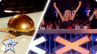 Amanda Holden\'s BEST GOLDEN BUZZERS | Britain\'s Got Talent