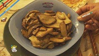77 - Porcini alla nepitella...dalla fame si sbarella!(contorno di terra vegetariano facile e veloce)