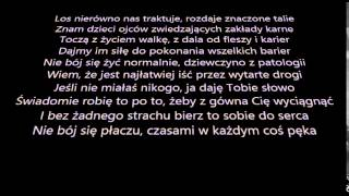 Paluch- Bez strachu tekst