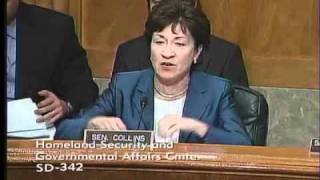 Susan Collins - Air Cargo Security Statement and Q&A