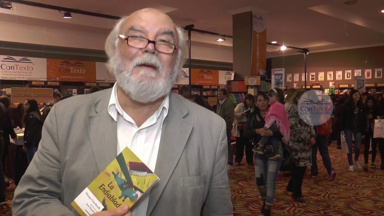 Juan Sasturain te invita a la Feria del Libro de Resistencia