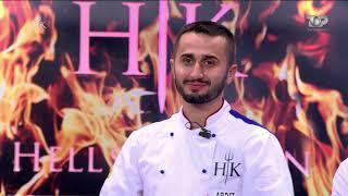 Hell's Kitchen 2 - Qime në pjatë! Nervat e shefit arrijnë kulmin. Ai qeth zero konkurrentët