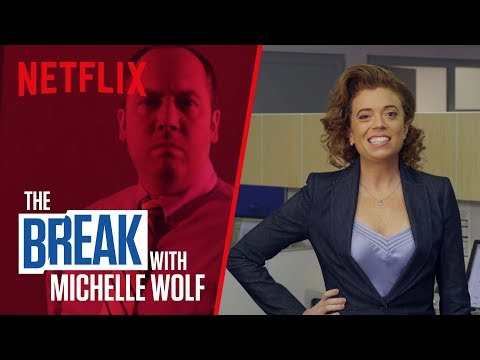 The Break with Michelle Wolf | Workplace Safety: Gun Edition | Netflix