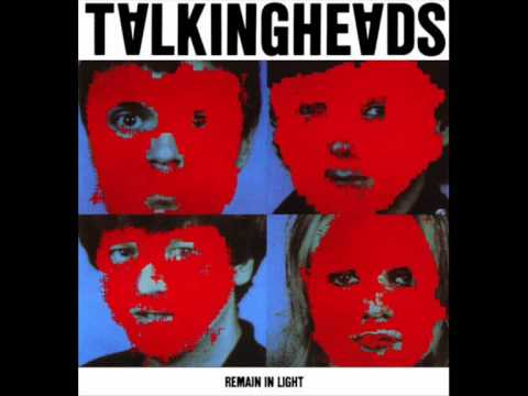 "Talking Heads - Once In A Lifetime (Stereo Difference) from ""Remain In Light"""
