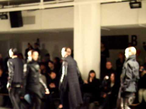 Rad Hourani 2010 Fall NYC Fashion Week