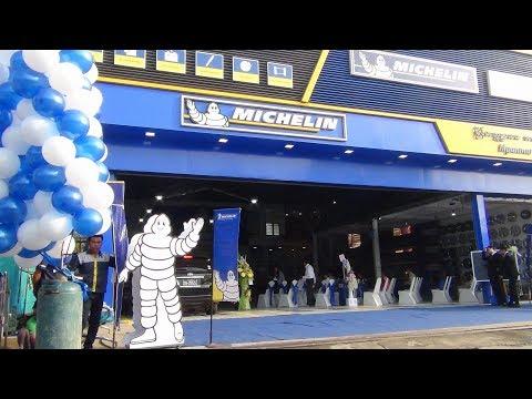 Michelin Innovative Shop တတိယဆိုင္တြင္ ေမာ္ေတာ္ယာဥ္ One stop Service မ်ားပါ ရရိွမည္