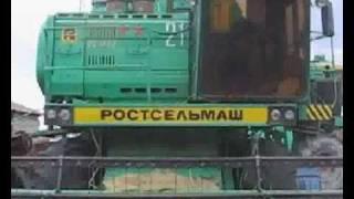 Комбайнеры (версия Игоря Растеряева)