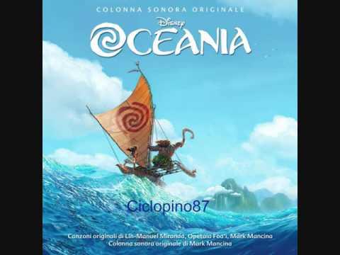 Oceania - Ogni mio passo - Colonna Sonora Italiana (2016)