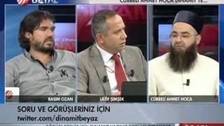 Cübbeli Ahmet Hoca | Beyaz Tv Dinamit P...