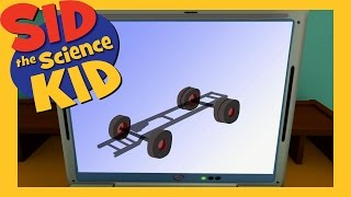 Sid the Science Kid: How Wheels Work thumbnail