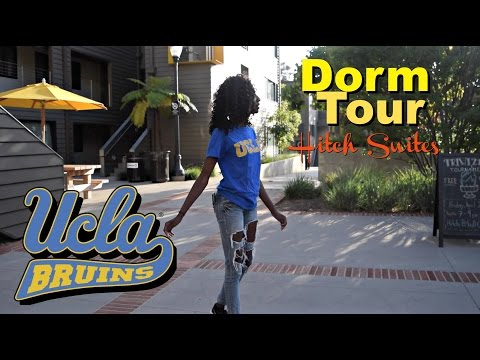 UCLA Dorm Tour | Hitch Suites