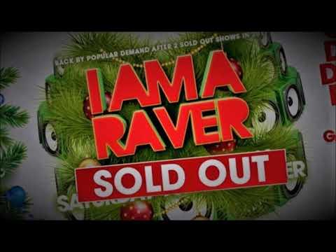 Diskoh - I Am A Raver - Live Mix - Classic Grand, Glasgow - 16.12.2017