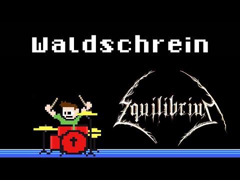Equilibrium - Waldschrein (Blind Drum Cover) -- The8BitDrummer
