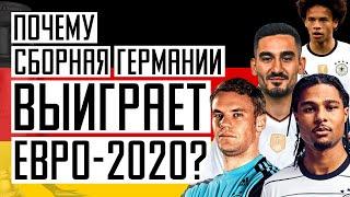 Кто победит на Евро 2020 Сборная Германии станет чемпионом Новости футбола Футбол и кубок УЕФА