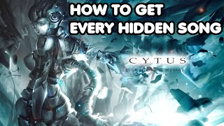 Cytus How to Unlock Every Hidden Song