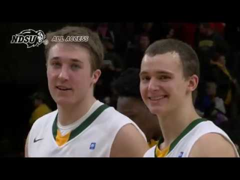 NDSU Men's Basketball Posts 99-50 Win Over Jamestown