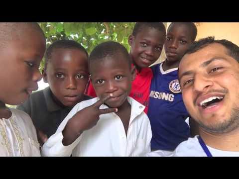 فلم قصير عن حياة الناس في مدينة لومي في افريقيا Lome Togo