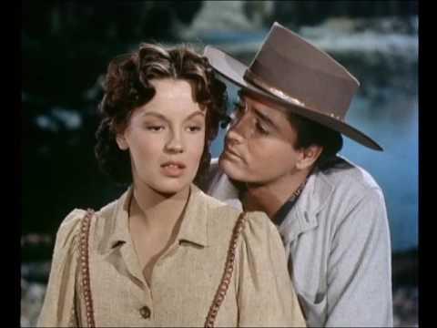 John Derek & Joan Evans in 'Brandmal der Rache' 1954 | Jetzt auf DVD | Filmjuwelen