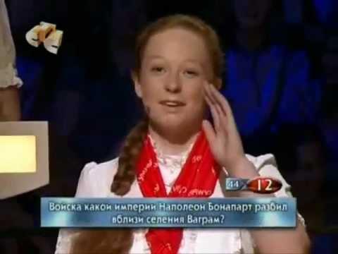 Тину Канделаки переговорила девочка из Приморья!