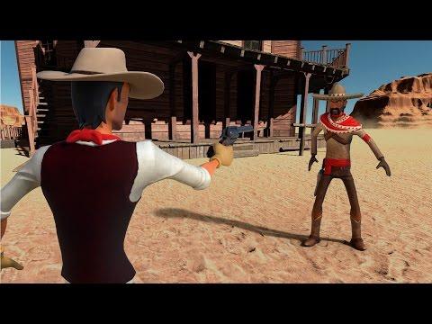 Unforgiven VR - Steam Game Trailer