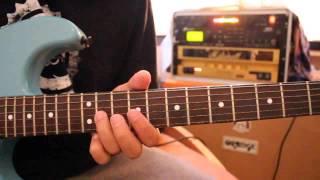 Farki Farki (Timi bhane) Guitar lesson