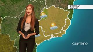 Previsão Sudeste -  Feriado de sol e tempo firme