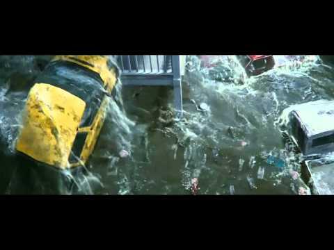 [HD] Hereafter (2010) - Realistic Tsunami Scene
