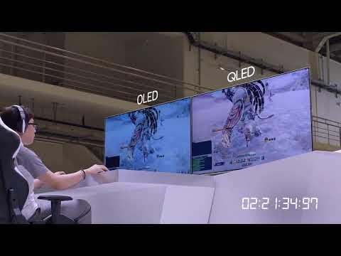 Samsung - QLED vs OLED