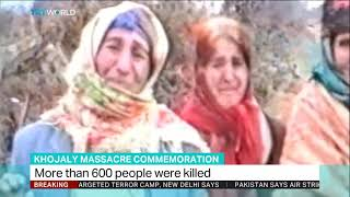 Azerbaijan commemorates 1992 massacre in Khojaly