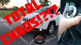What Happens If You Put Your Car In REVERSE While Driving? (Things NOT To Do While Driving)