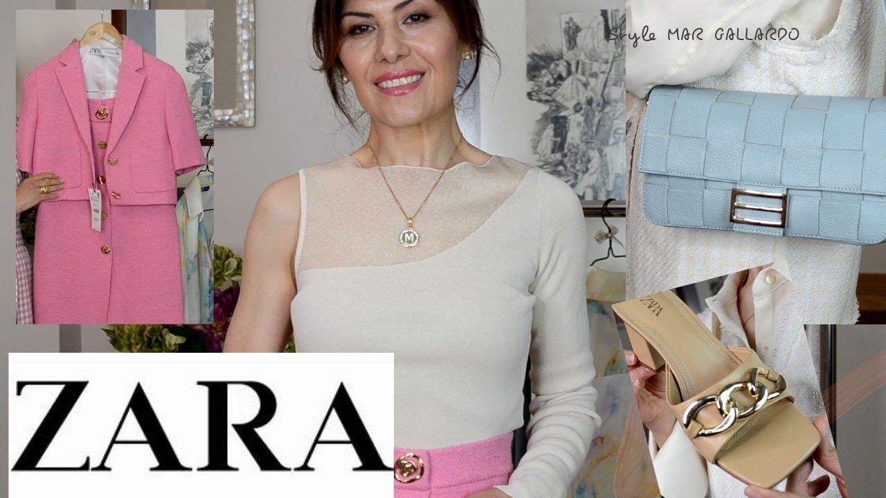 Try on haul Zara Abril