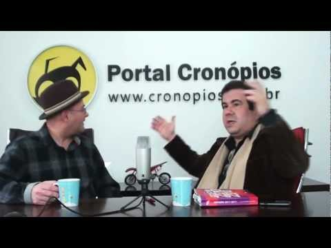 Videocast com Flávio Viegas Amoreira