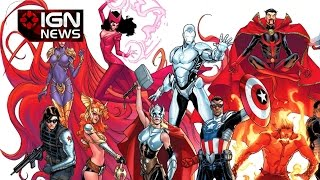 Marvel Comics Shows New Iron Man Suit - IGN News