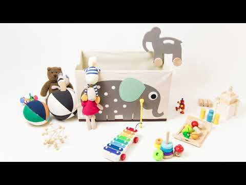 3 Sprouts Toy Chest - ITCELE