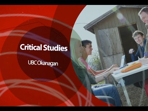 Critical Studies Video