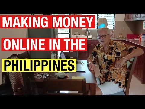 MAKING MONEY ONLINE IN THE PHILIPPINES