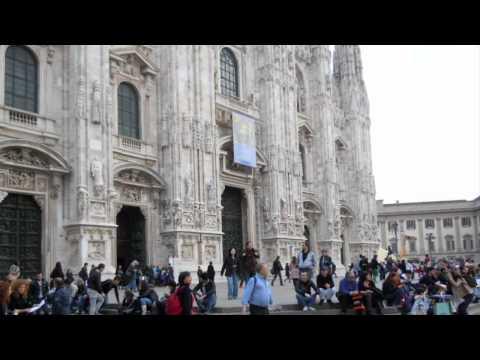 Trip to Milano 03.2011