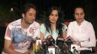 pratyusha banerjee s death kamya punjabi shashank ada khan in exclusive press conference