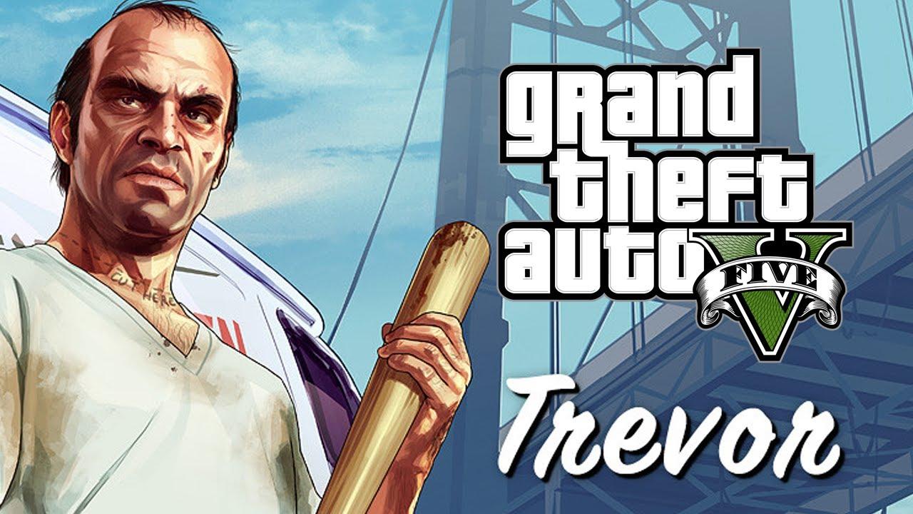 Trevor Gta