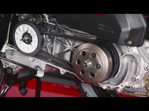 Variomatik POLINI HI-Speed Motor APRILIA SR50 R ab 05
