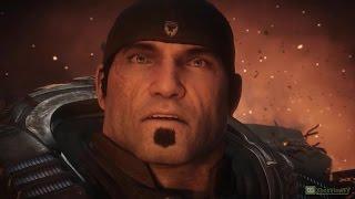 Gears of War: Ultimate Edition - Xbox 360 vs. Xbox One Recreated Cutscenes (2015) HD