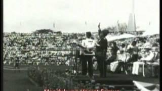 Lagu UMNO : BERSATU BERSETIA BERKHIDMAT