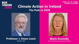 RDS Vision 2030: Climate Action in Ireland – The Path to 2030