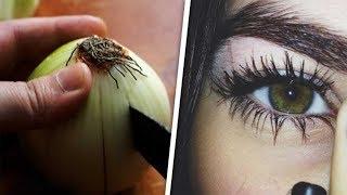 Göz Renginden Hoşlanmıyorsan, Bu İnanılmaz Doğal Yöntem ile Göz Renginizi Değiştirin !