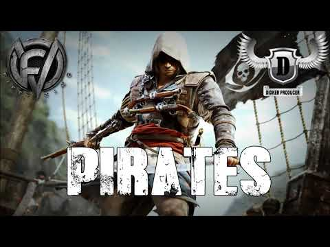 FIFTY VINC x DIDKER - PIRATES (HARD CRAZY CARIBBEAN HIP HOP BANGER RAP BEAT)