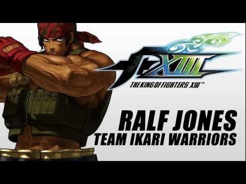 The King of Fighters XIII: Ralf Jones