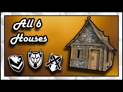 Skyrim: All Of The Houses | Prices - Knowledge - Walkthrough |