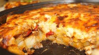 Potato Gratin Recipe| Pomme de Terre Au Gratin|Island Vibe Cooking