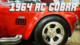 1964 Shelby A C Cobra Replica