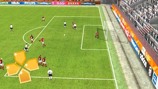 FIFA 2006 World Cup Germany PPSSPP Gameplay Full HD / 60FPS